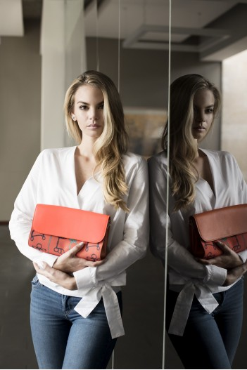 Orangine The All-Day Clutch Bag