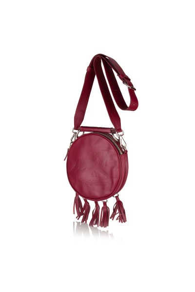 The Macaroon Bag Red