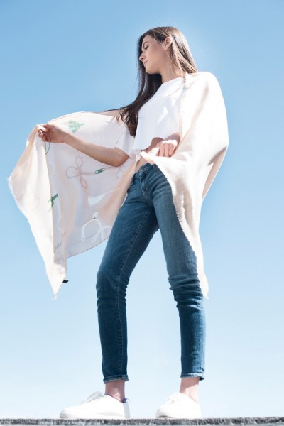 Wool In Love Adi Kissilevich scarves